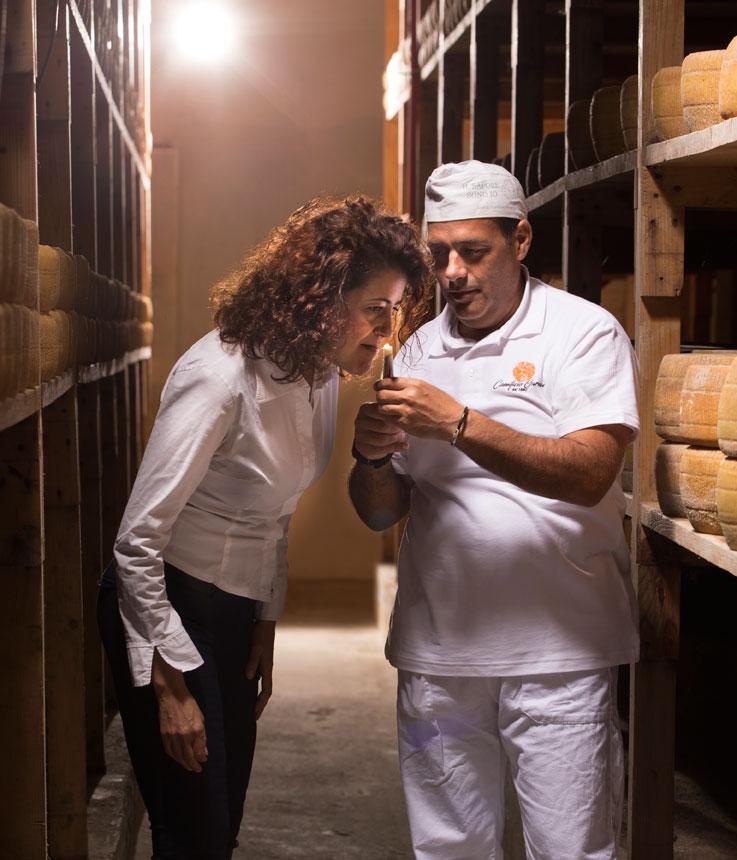 Marina e Beniamino Garau
