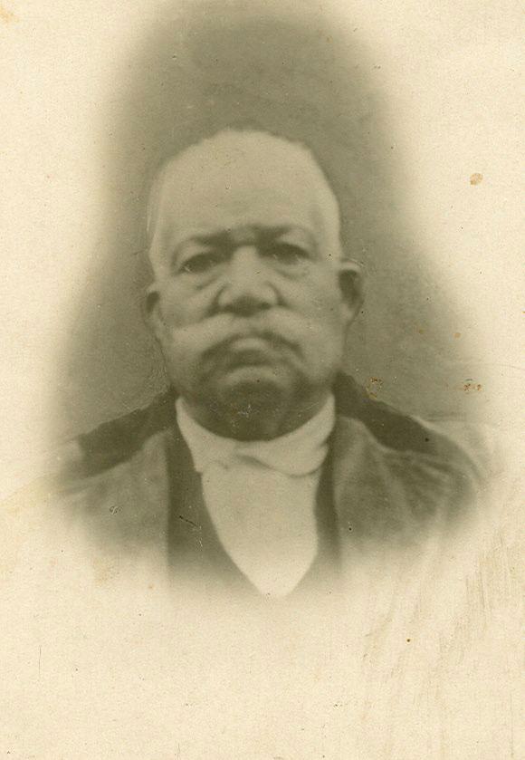 Il fondatore del Caseificio nel 1880, Antonio Garau